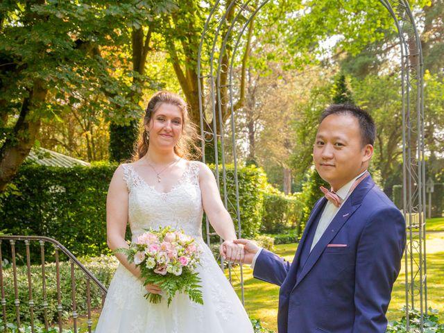 Le mariage de Tony et Alexandra à Droue-sur-Drouette, Eure-et-Loir 59