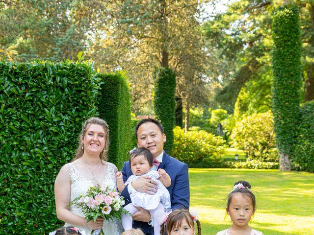 Le mariage de Tony et Alexandra à Droue-sur-Drouette, Eure-et-Loir 69