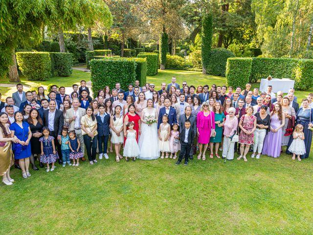 Le mariage de Tony et Alexandra à Droue-sur-Drouette, Eure-et-Loir 70