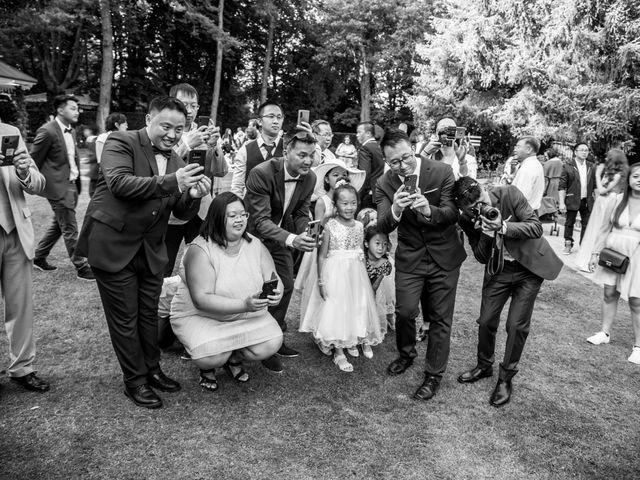 Le mariage de Tony et Alexandra à Droue-sur-Drouette, Eure-et-Loir 78