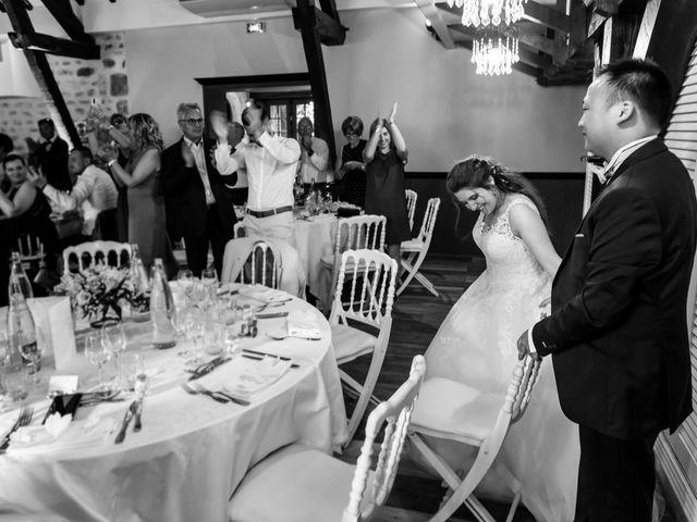 Le mariage de Tony et Alexandra à Droue-sur-Drouette, Eure-et-Loir 82