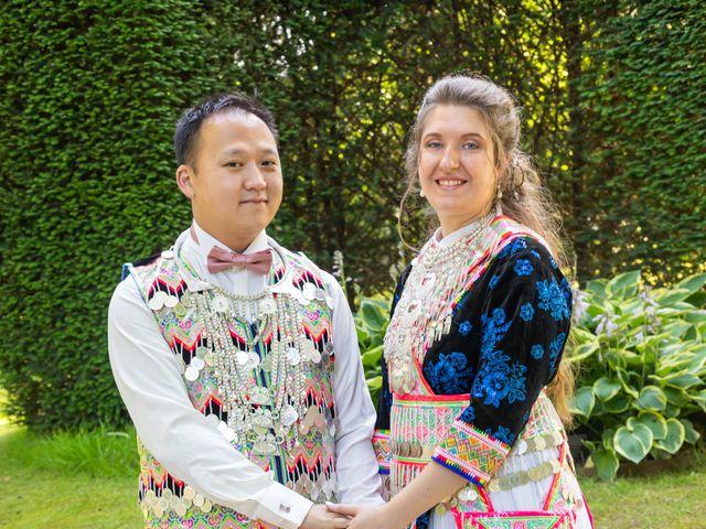 Le mariage de Tony et Alexandra à Droue-sur-Drouette, Eure-et-Loir 92