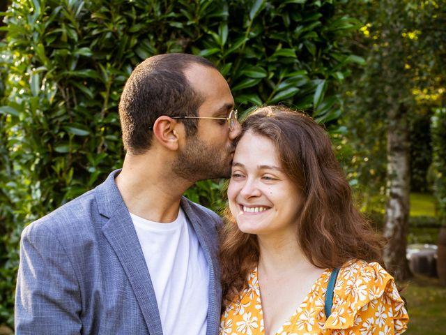 Le mariage de Tony et Alexandra à Droue-sur-Drouette, Eure-et-Loir 93