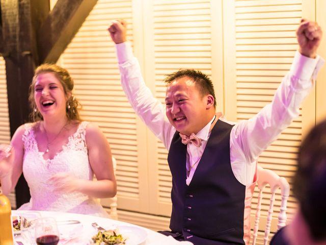 Le mariage de Tony et Alexandra à Droue-sur-Drouette, Eure-et-Loir 106