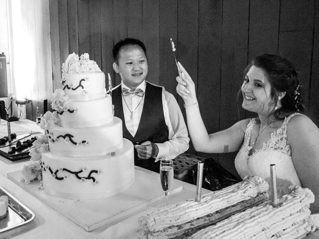 Le mariage de Tony et Alexandra à Droue-sur-Drouette, Eure-et-Loir 116
