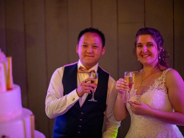 Le mariage de Tony et Alexandra à Droue-sur-Drouette, Eure-et-Loir 118