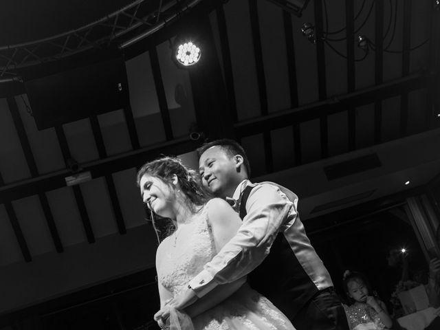 Le mariage de Tony et Alexandra à Droue-sur-Drouette, Eure-et-Loir 121