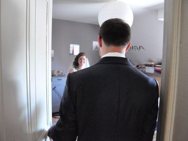 Le mariage de Mickaël et Adeline à Lagarde-Enval, Corrèze 1