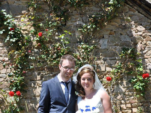Le mariage de Mickaël et Adeline à Lagarde-Enval, Corrèze 7