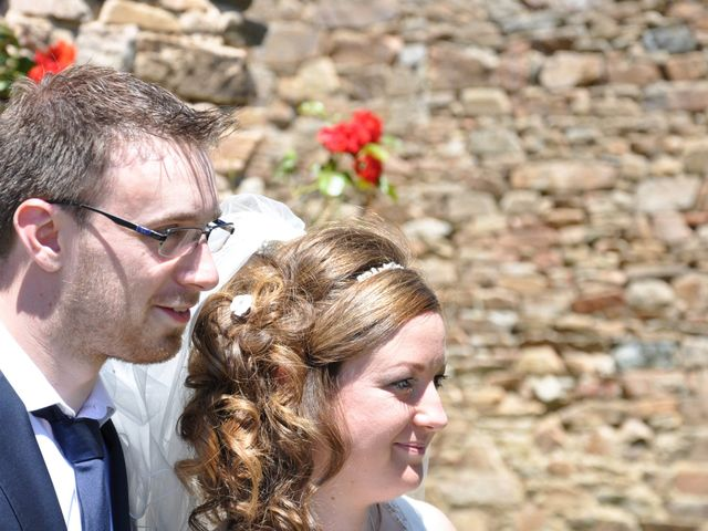 Le mariage de Mickaël et Adeline à Lagarde-Enval, Corrèze 8