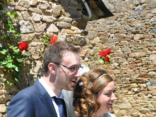 Le mariage de Mickaël et Adeline à Lagarde-Enval, Corrèze 9
