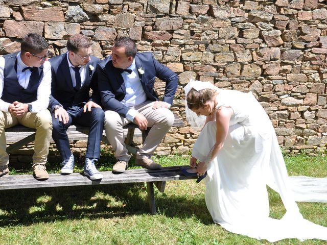 Le mariage de Mickaël et Adeline à Lagarde-Enval, Corrèze 16