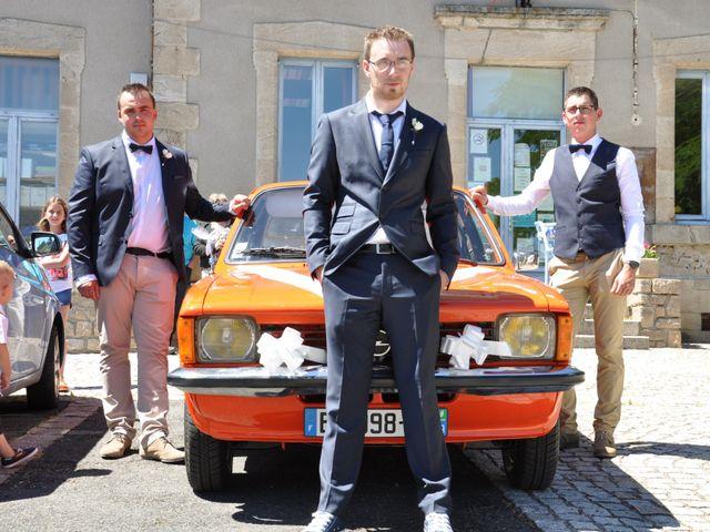 Le mariage de Mickaël et Adeline à Lagarde-Enval, Corrèze 23