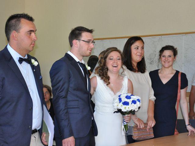 Le mariage de Mickaël et Adeline à Lagarde-Enval, Corrèze 26