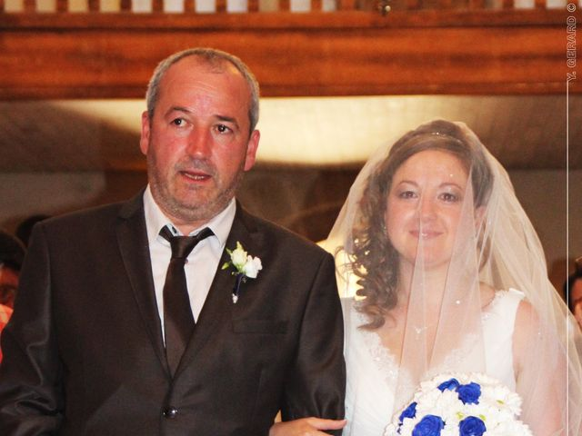 Le mariage de Mickaël et Adeline à Lagarde-Enval, Corrèze 37