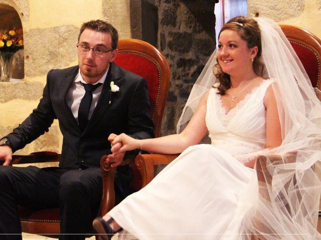 Le mariage de Mickaël et Adeline à Lagarde-Enval, Corrèze 39