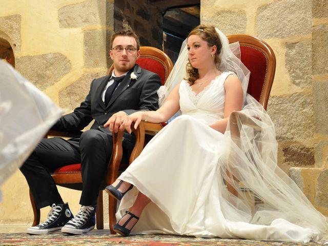 Le mariage de Mickaël et Adeline à Lagarde-Enval, Corrèze 40