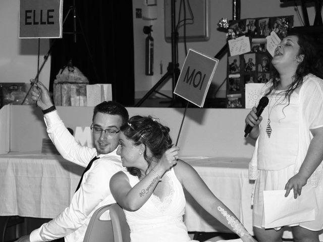 Le mariage de Mickaël et Adeline à Lagarde-Enval, Corrèze 51