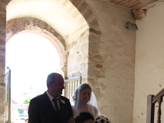 Le mariage de Mickaël et Adeline à Lagarde-Enval, Corrèze 89