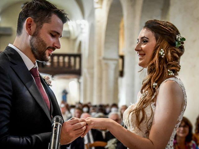 Le mariage de Pierre et Ninon à Usson-du-Poitou, Vienne 49