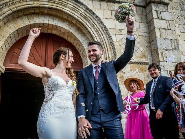 Le mariage de Pierre et Ninon à Usson-du-Poitou, Vienne 51