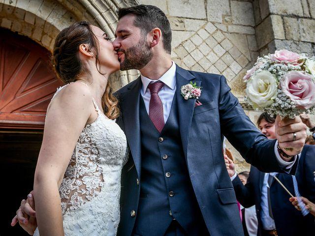 Le mariage de Pierre et Ninon à Usson-du-Poitou, Vienne 52