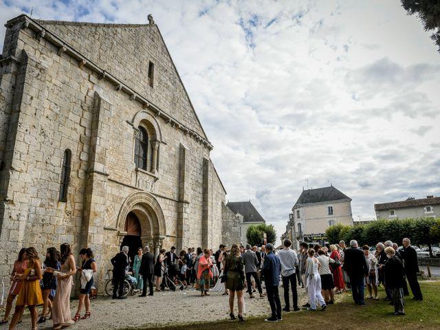 Le mariage de Pierre et Ninon à Usson-du-Poitou, Vienne 53