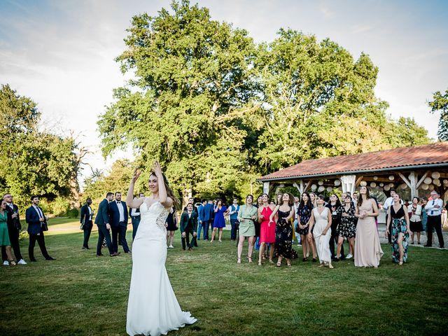 Le mariage de Pierre et Ninon à Usson-du-Poitou, Vienne 59