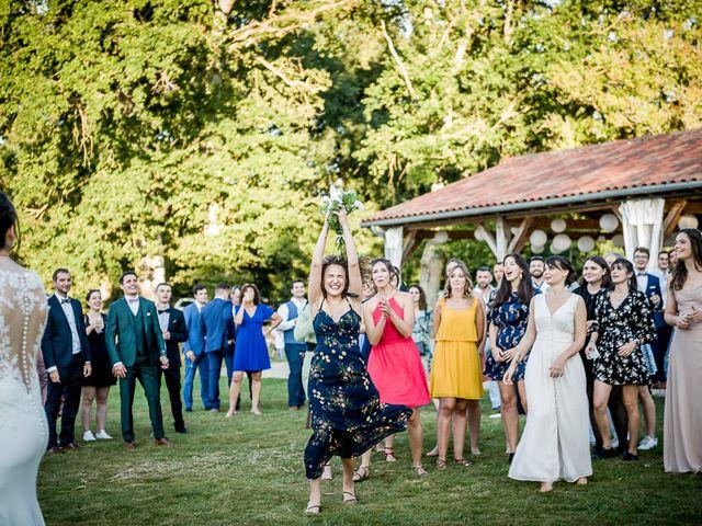 Le mariage de Pierre et Ninon à Usson-du-Poitou, Vienne 60
