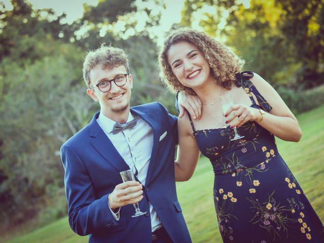 Le mariage de Pierre et Ninon à Usson-du-Poitou, Vienne 62