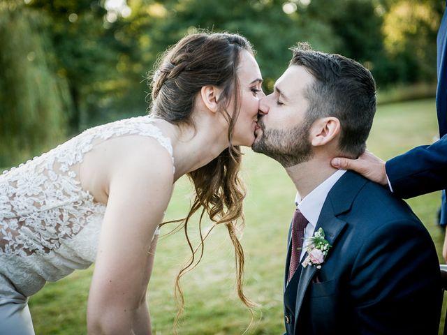Le mariage de Pierre et Ninon à Usson-du-Poitou, Vienne 64