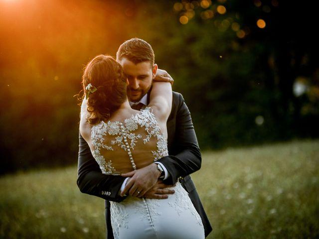 Le mariage de Pierre et Ninon à Usson-du-Poitou, Vienne 65