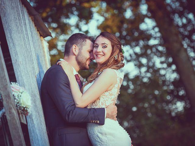 Le mariage de Pierre et Ninon à Usson-du-Poitou, Vienne 69