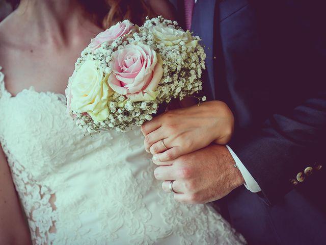 Le mariage de Pierre et Ninon à Usson-du-Poitou, Vienne 72