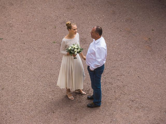 Le mariage de Benoît et Sieglin à Lignières, Loir-et-Cher 1