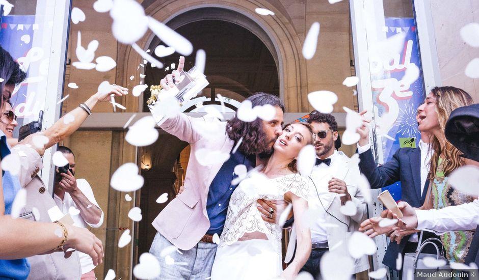 Le mariage de Nicolas et Zelie à Paris, Paris