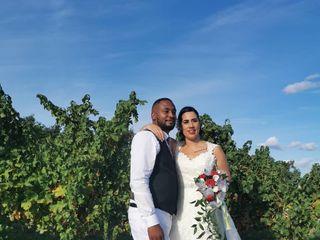 Le mariage de Julie et Diye