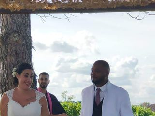 Le mariage de Julie et Diye 3