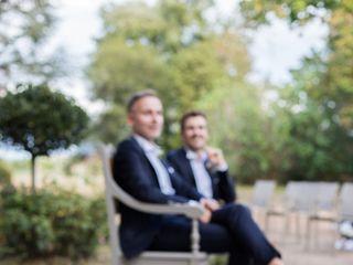 Le mariage de Matthieu et Paul 1