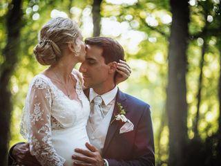 Le mariage de Justine et Sylvain