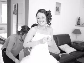 Le mariage de Mégane et Maxime 1
