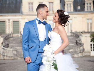 Le mariage de Mégane et Maxime