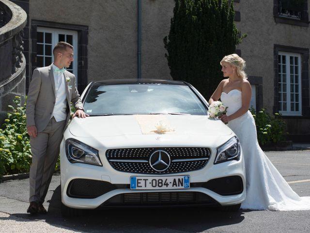 Le mariage de Ugo et Oksana à Pont-du-Château, Puy-de-Dôme 18
