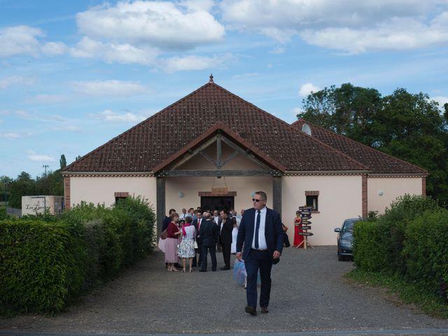 Le mariage de Ugo et Oksana à Pont-du-Château, Puy-de-Dôme 20