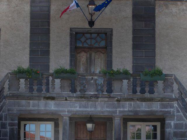 Le mariage de Ugo et Oksana à Pont-du-Château, Puy-de-Dôme 16