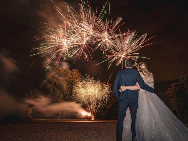 Le mariage de Nicolas et Marine à Marolles-en-Brie, Val-de-Marne 1