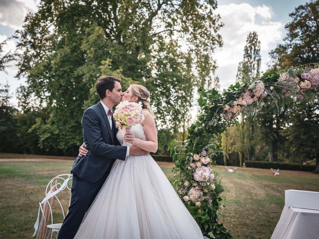Le mariage de Nicolas et Marine à Marolles-en-Brie, Val-de-Marne 7