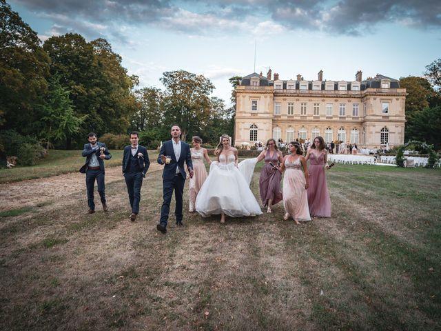 Le mariage de Nicolas et Marine à Marolles-en-Brie, Val-de-Marne 8