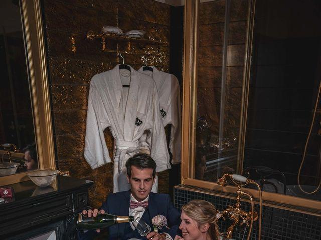 Le mariage de Nicolas et Marine à Marolles-en-Brie, Val-de-Marne 10