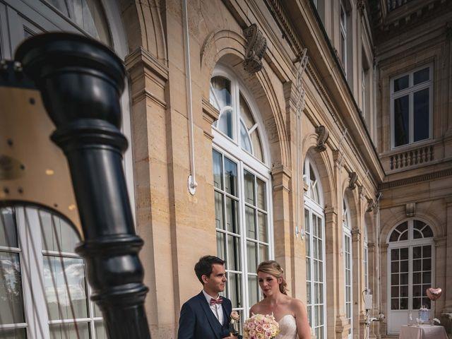 Le mariage de Nicolas et Marine à Marolles-en-Brie, Val-de-Marne 11